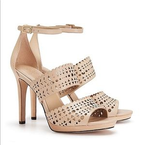 Tory Burch Gladiator Heels